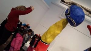 """""""P3 va a la Fundació Miró"""""""