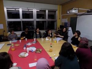 """""""Berenar de voluntaris i voluntàries pels grups interactius"""""""