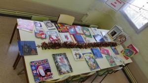"""""""Exposició de Nadal a la biblioteca"""""""