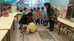 """""""Pista de trens a Educació Infantil"""""""
