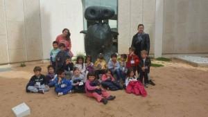 """""""P-3 a la Fundació Miró"""""""