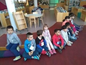 """P5 anem a la Biblioteca Juan Marsé"""