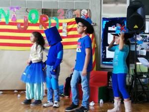 """Celebrem Sant Jordi"""