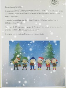 """""""Concert de Nadal 2019"""""""
