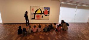 """""""Sortida de P3 al Museu Miró"""""""