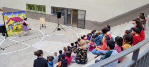 """""""Teatre en anglès a la Comunitat de Petits"""""""