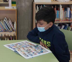 """""""Biblioteca de l'escola"""""""